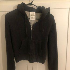 BWT Brandy Melville crystal hoodie